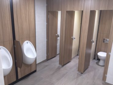 CONTEMPORARY WASHROOMS BY VISION