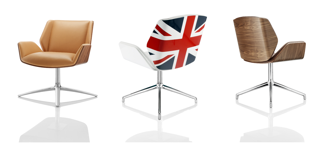 Boss Design Group Kruze Chairs