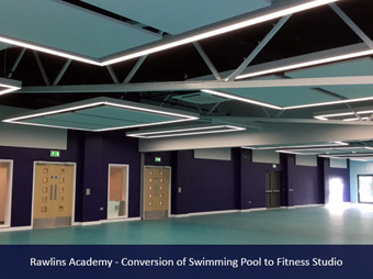 TIME TO GET FIT AT RAWLINS ACADEMY