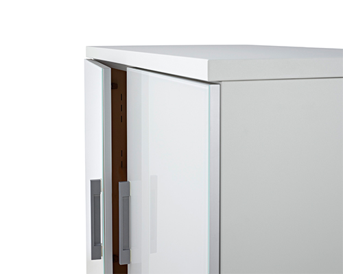 Herman miller storage vision projects for Meridian cabinet doors