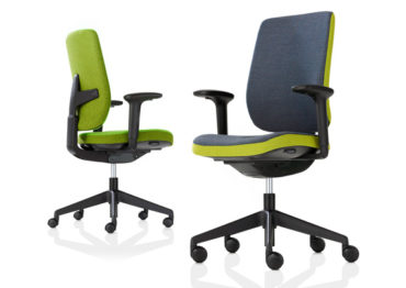 ORANGEBOX SEREN TASK CHAIR FROM VISION PROJECTS