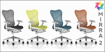 HERMAN MILLER MIRRA 2 FROM VISION PROJECTS