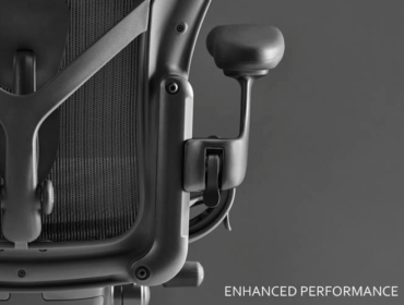 AERON REMASTERED FROM VISION PROJECTS