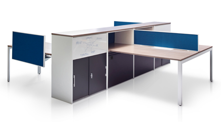 Herman Miller Layout Studio Workspace
