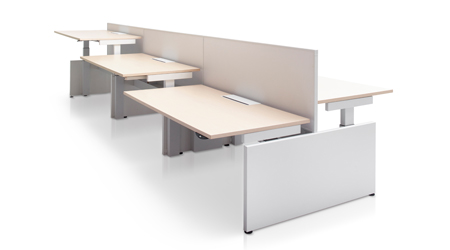 Herman Miller Layout Studio Exchange Workspace