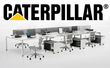VISION SECURE FURNITURE ORDER AT CATERPILLAR WORTH $250,000.00