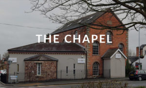 The Chapel's refurbish plans agreed