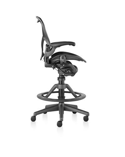 Aeron Chair Side View