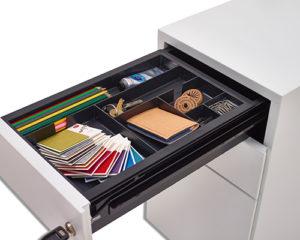 Herman Miller Buddy Storage Drawer