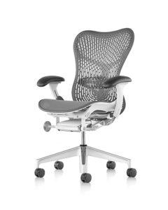 Herman Miller Mirra 2 Chair Grey