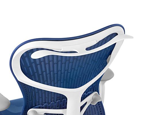 Herman Miller Mirra 2 Chair Navy Close Up
