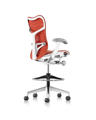 Herman Miller Mirra 2 Chair Red