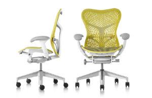 Herman Miller Mirra 2 Chairs