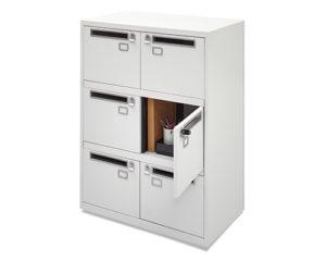 Herman Miller GSS Storage Lockers
