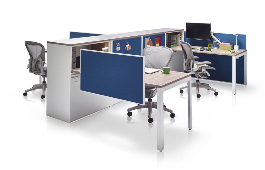 Herman Miller Layout Studio Workspace