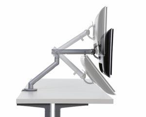 Herman Miller Flo Monitor Support Arm Tilt