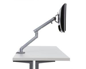 Herman Miller Flo Monitor Support Desk