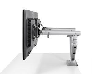 Herman Miller Flo Monitor Support Duel Screen