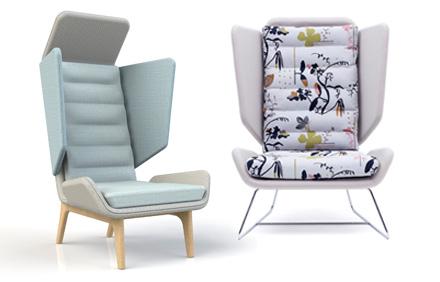 Orangebox Aden Soft Seating Design