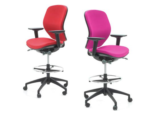 Joy Task Seating Colourful