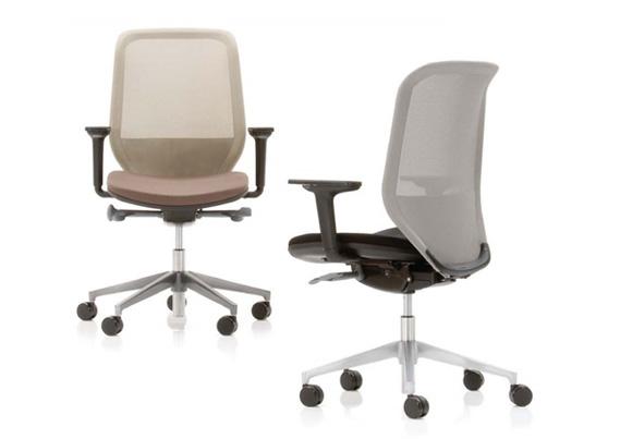 Mesh Back Joy Chair