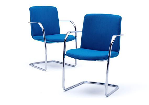 Orangebox Calder Meeting Chairs