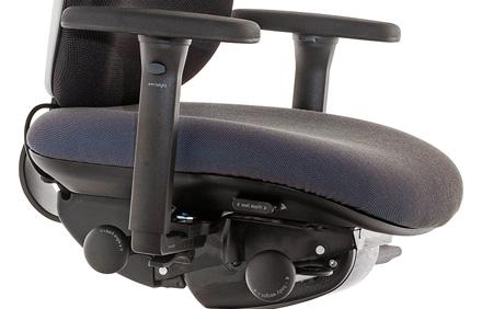 Orangebox Flo Specialist Seating Design
