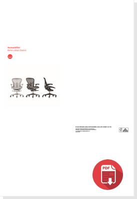 Aeron Colour Choices PDF Download