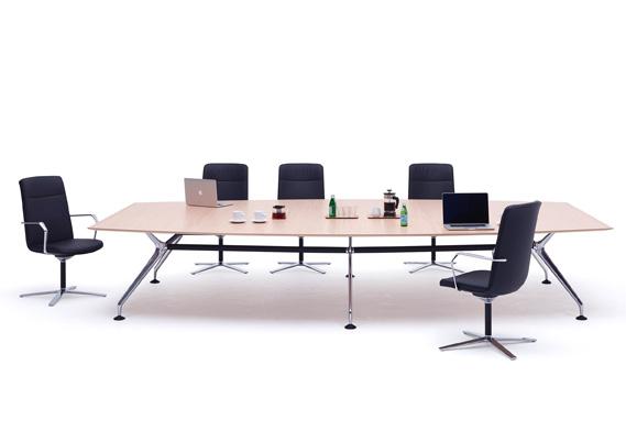 Orangebox Lano Conference Table