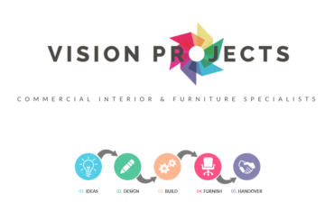VISION PROJECTS NEW HOMEPAGE