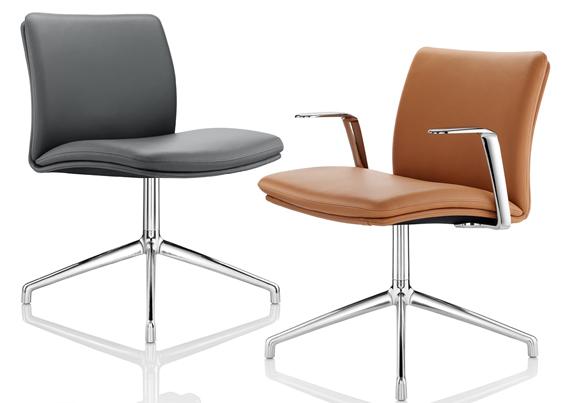 Boss Design Tokyo Meeting Chairs