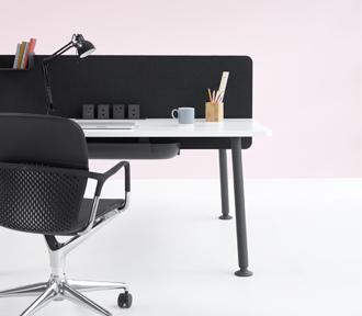 Memo Workspace Black Features