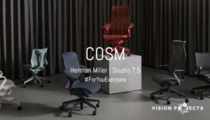 Herman Miller Cosm Seating Range
