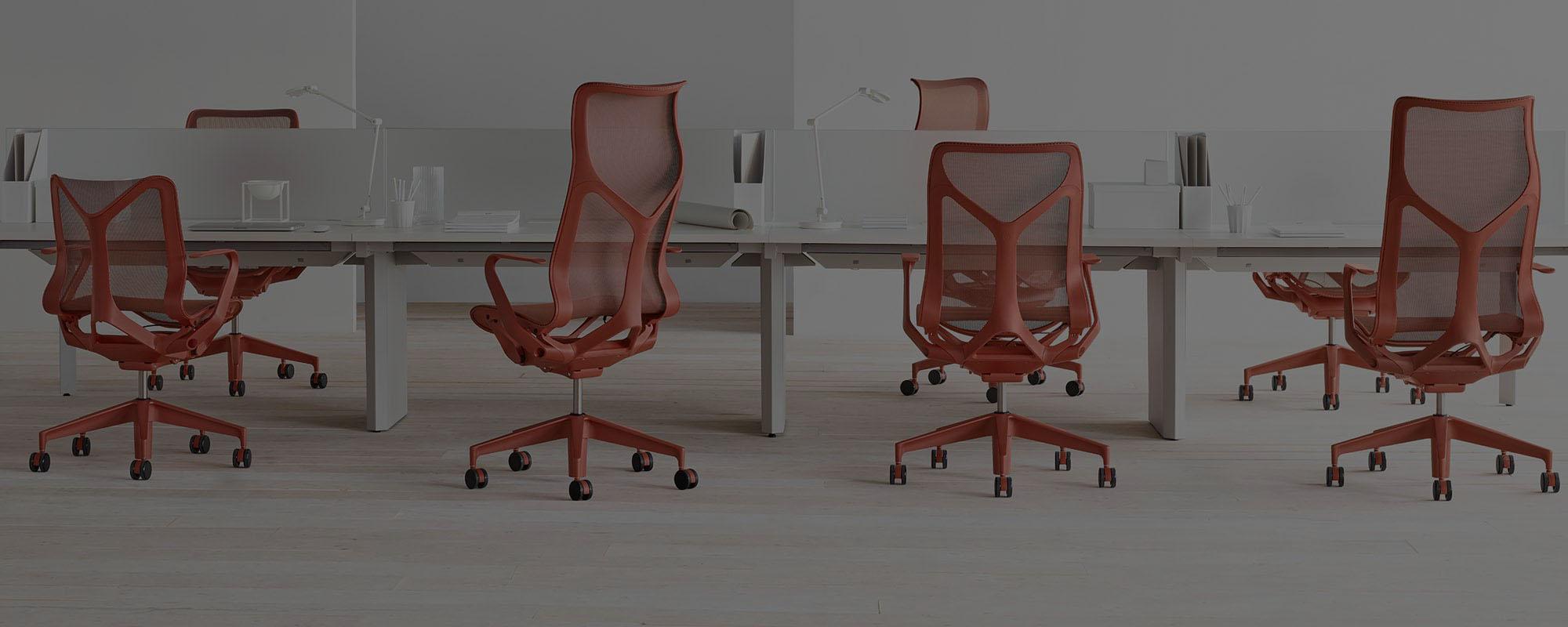 Herman Miller Cosm Office Chair Range