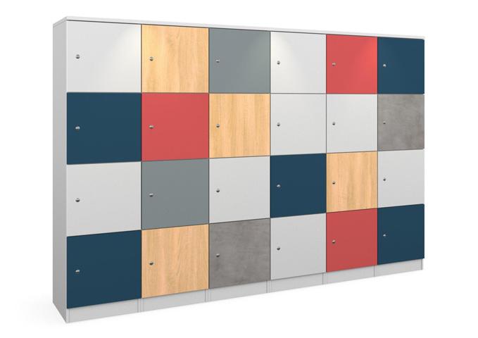 Spacestor Modular Lockers
