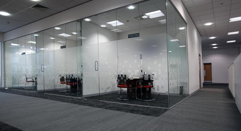 Individual Meeting Rooms