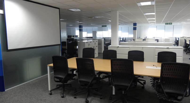 Open Space Meeting Rooms