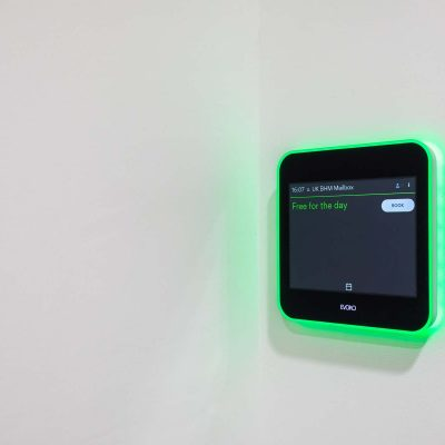 Interactive meeting room system