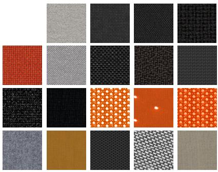 Interstuhl joyce chair colour options