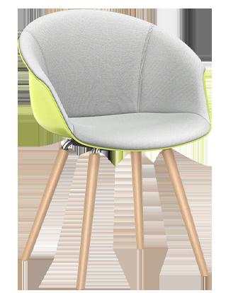 Interstuhl customisable office chair range shuffle