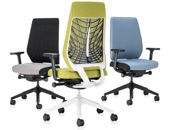 Interstuhl office seating