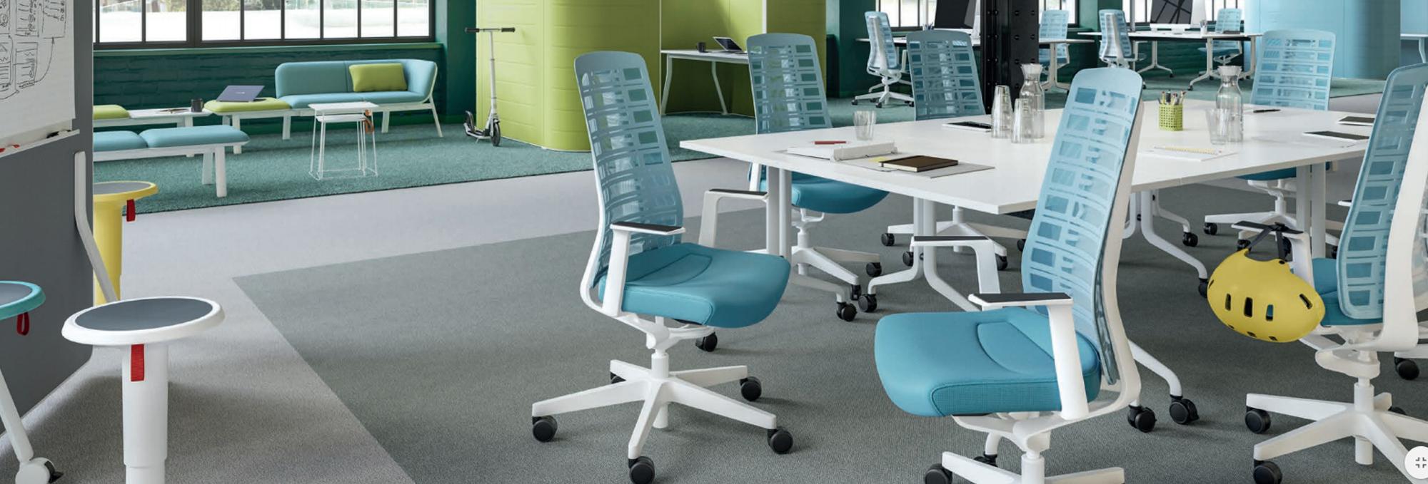 Interstuhl pure office chair