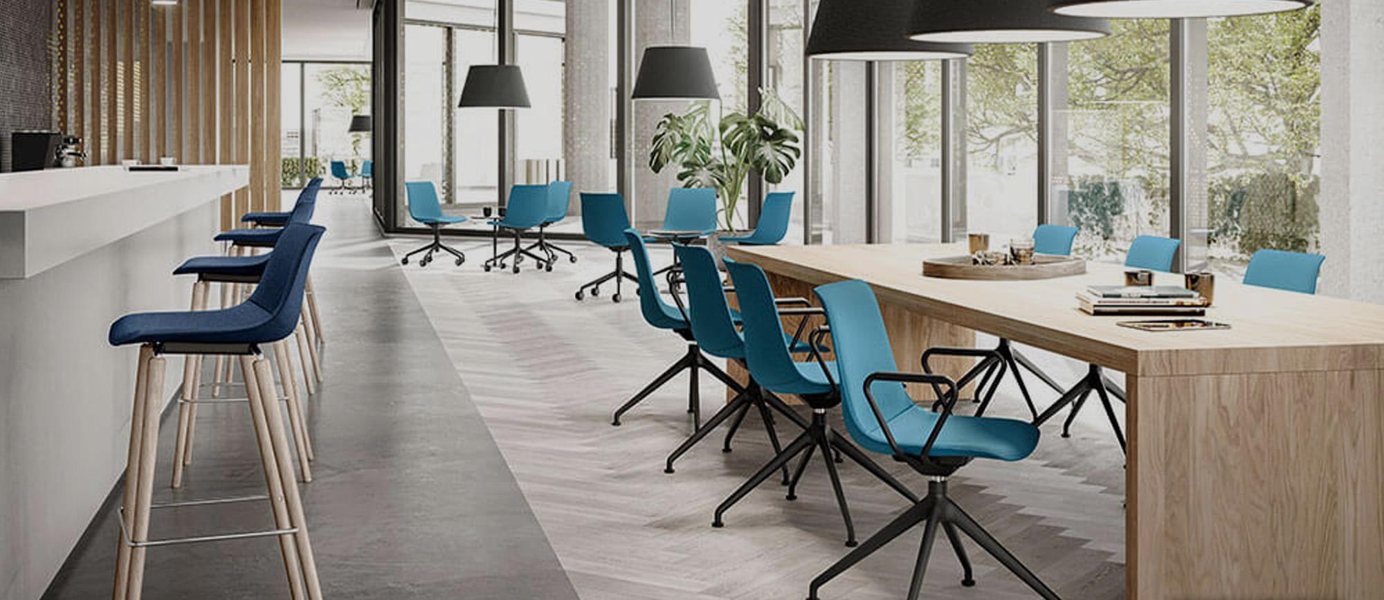 Interstuhl shuffle office chair range
