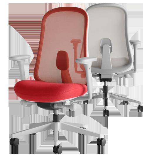 Comfortable Office Seating Lino Chair Range