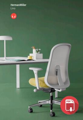 Herman Miller Lino Chair Brochure