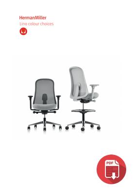 Herman Miller Lino Chair Colour Choices