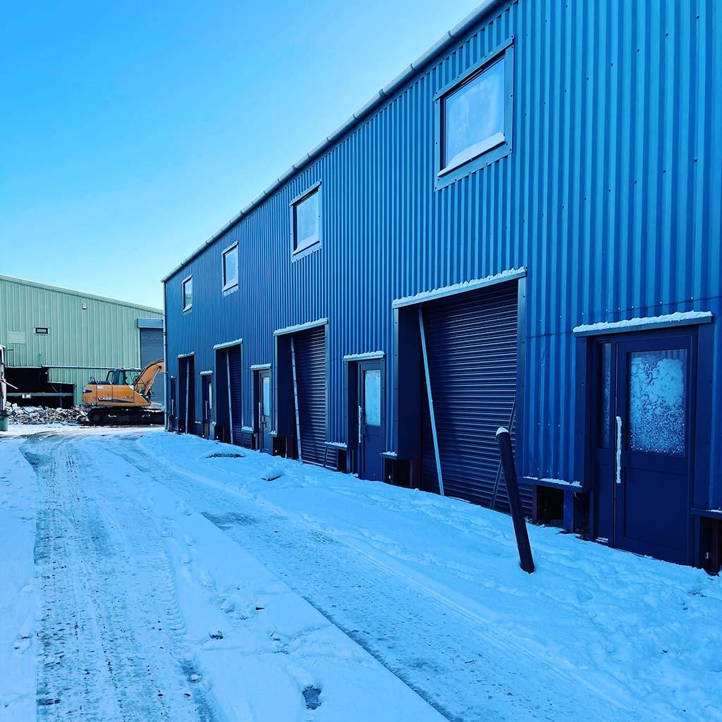 Warehouse Fitouts