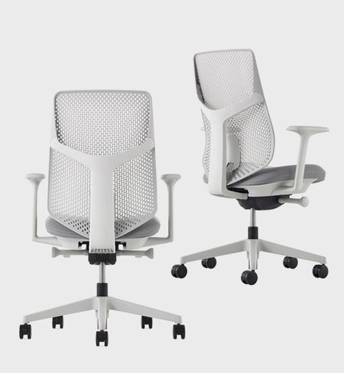 Comfortable Office Seating, Verus Chair Range