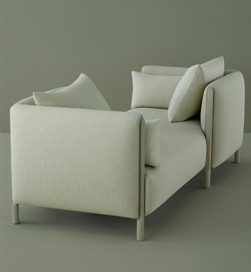 Colourform Green Designer Sofa