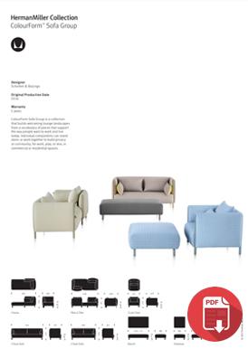 Colourform PDF Product Sheet